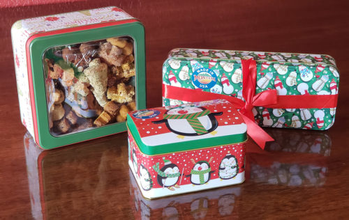Holiday Treat Gift Boxes